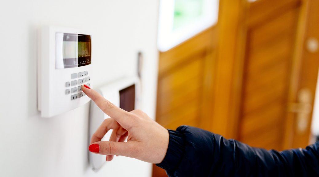 Système d'alarmes- électricien Paris
