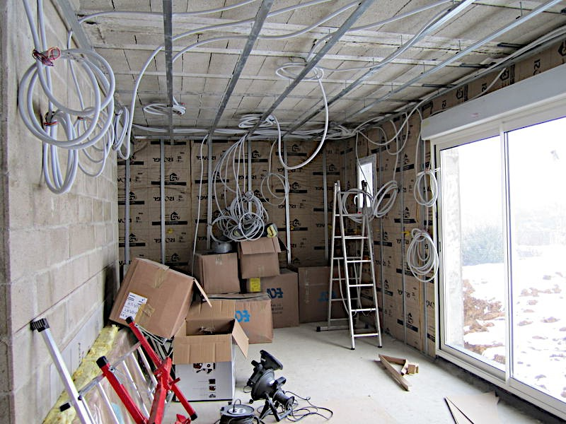 Prestations installation-electricité Paris